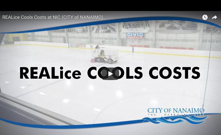 Nanaimo Ice Centre and REALice