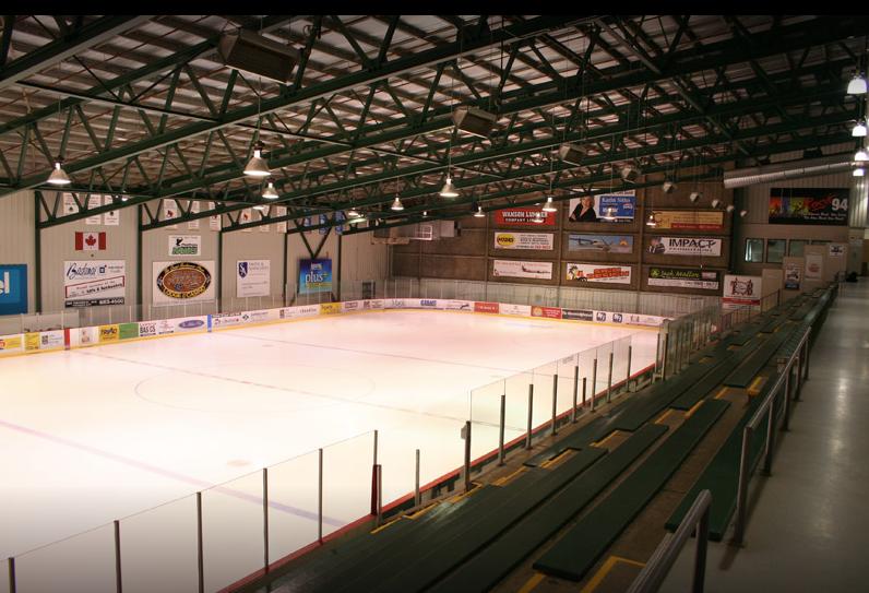 TBTC - Thunder Bay Tournament Centre