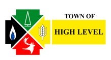 town of highlevel colour